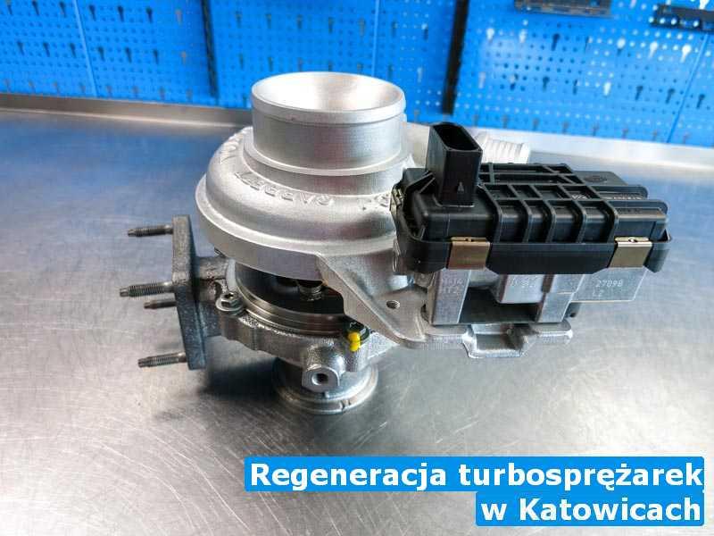 Turbosprężarka wyremontowana z Katowic - Regeneracja turbosprężarek, Katowicach