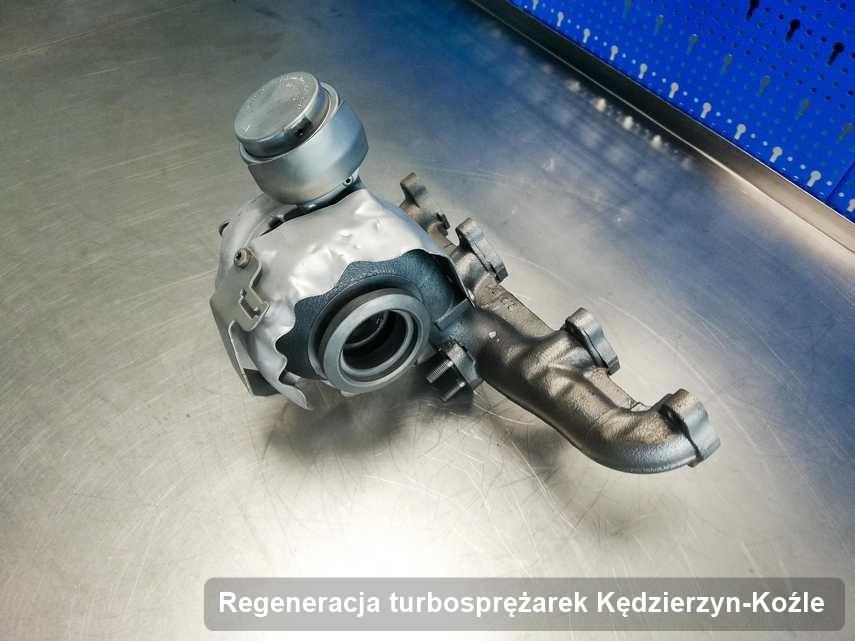 Turbo po realizacji serwisu Regeneracja turbosprężarek w firmie w Kędzierzynie-Koźlu o parametrach jak nowa przed spakowaniem