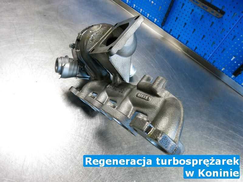 Turbosprężarki po wizycie w ASO z Konina - Regeneracja turbosprężarek, Koninie