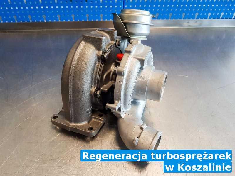 Turbo wyważone z Koszalina - Regeneracja turbosprężarek, Koszalinie