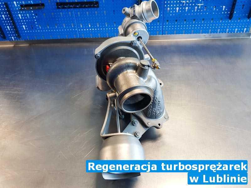 Turbosprężarki opatrzone gwarancją z Lublina - Regeneracja turbosprężarek, Lublinie