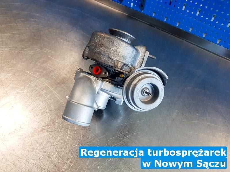 Turbosprężarki wyczyszczone z Nowego Sącza - Regeneracja turbosprężarek, Nowym Sączu