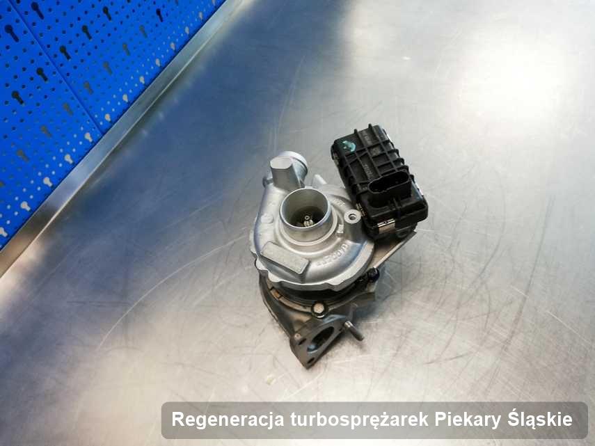 Turbo po przeprowadzeniu zlecenia Regeneracja turbosprężarek w warsztacie z Piekar Śląskich o osiągach jak nowa przed wysyłką