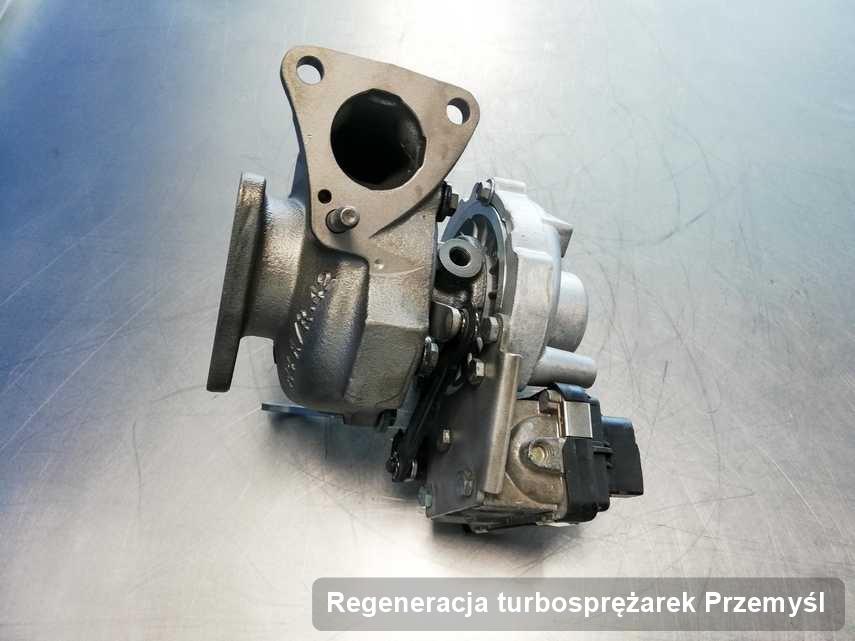Turbo po przeprowadzeniu zlecenia Regeneracja turbosprężarek w firmie w Przemyślu w doskonałym stanie przed spakowaniem