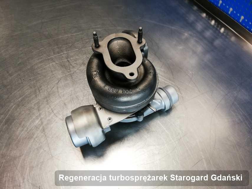 Turbo po wykonaniu usługi Regeneracja turbosprężarek w pracowni regeneracji w Starogardzie Gdańskim działa jak nowa przed spakowaniem