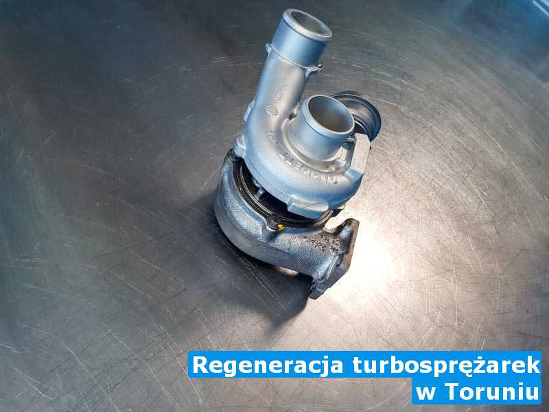 Turbiny opatrzone gwarancją pod Toruniem - Regeneracja turbosprężarek, Toruniu
