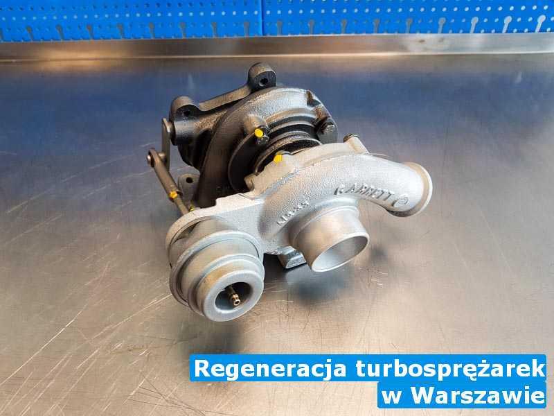 Turbiny dostarczone do pracowni pod Warszawą - Regeneracja turbosprężarek, Warszawie