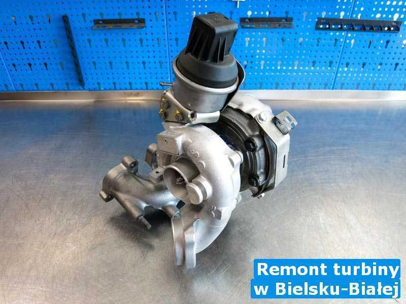 Turbosprężarki czyszczone pod Bielskiem-Białą - Remont turbiny, Bielsku-Białej