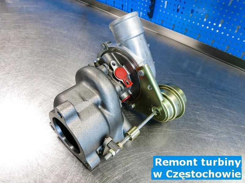 Turbosprężarki wysłane do warsztatu pod Częstochową - Remont turbiny, Częstochowie