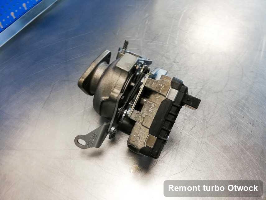 Turbosprężarka po przeprowadzeniu zlecenia Remont turbo w firmie z Otwocka w dobrej cenie przed spakowaniem