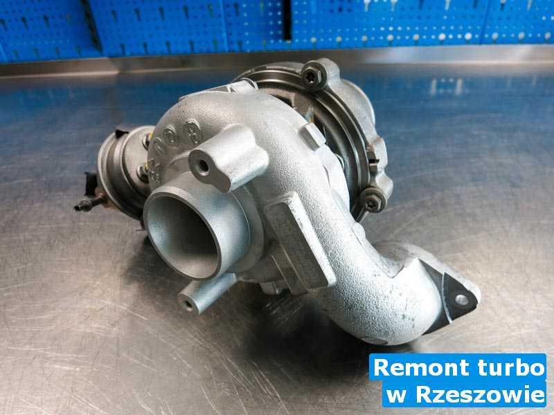 Turbosprężarki z przywróconymi osiągami z Rzeszowa - Remont turbo, Rzeszowie