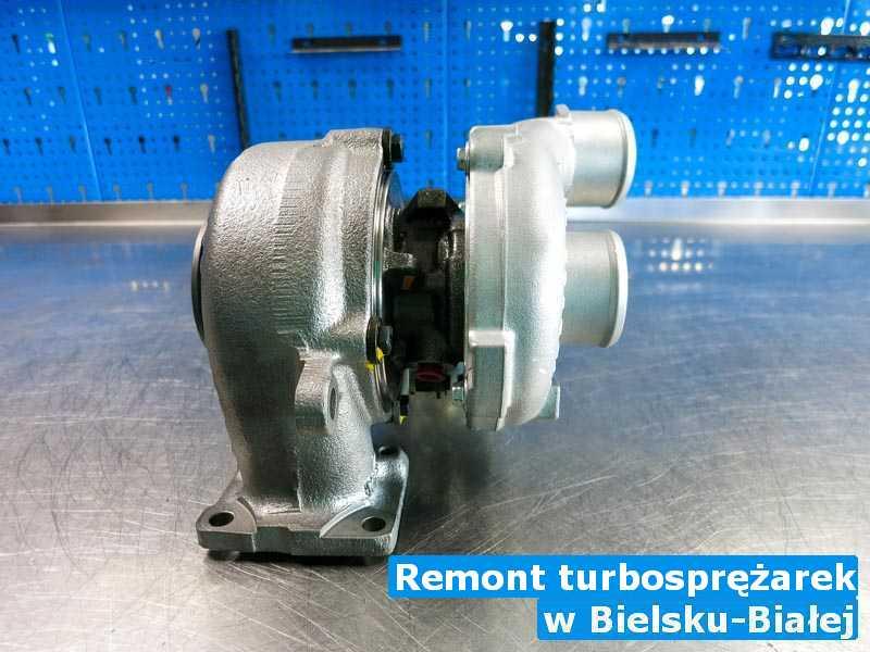 Turbo po procesie regeneracji pod Bielskiem-Białą - Remont turbosprężarek, Bielsku-Białej