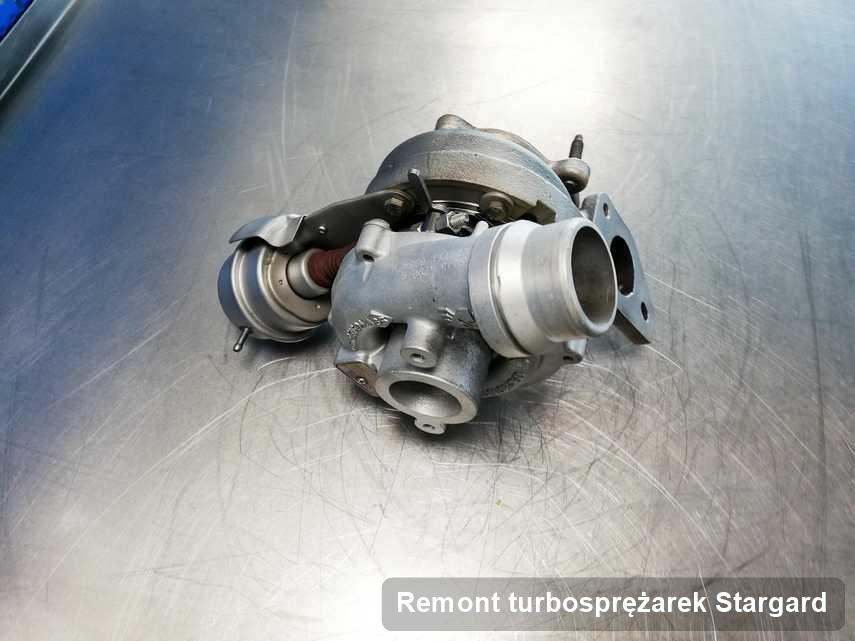 Turbina po przeprowadzeniu zlecenia Remont turbosprężarek w pracowni regeneracji z Stargardu w niskiej cenie przed wysyłką