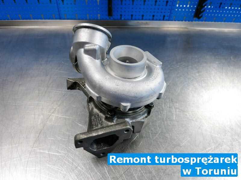 Turbosprężarka naprawiona pod Toruniem - Remont turbosprężarek, Toruniu