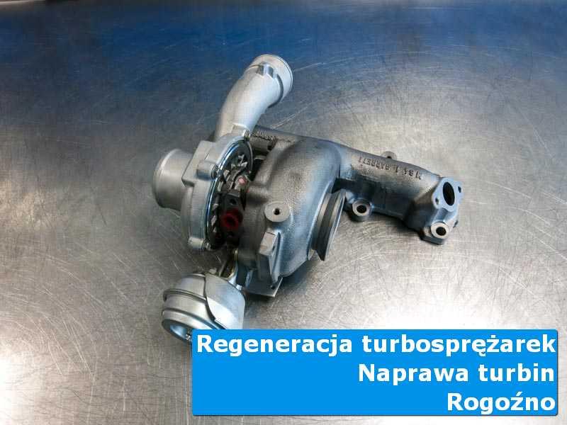 Turbosprężarka przed wymianą u specjalistów w Rogoźnie