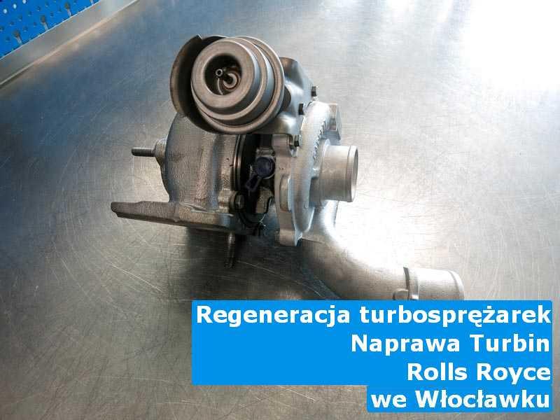 Turbina z auta Rolls Royce opatrzona gwarancją w Włocławku