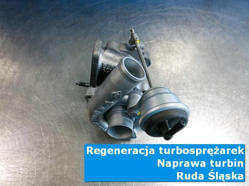 Układ turbodoładowania przed wysyłką u specjalistów z Rudy Śląskiej