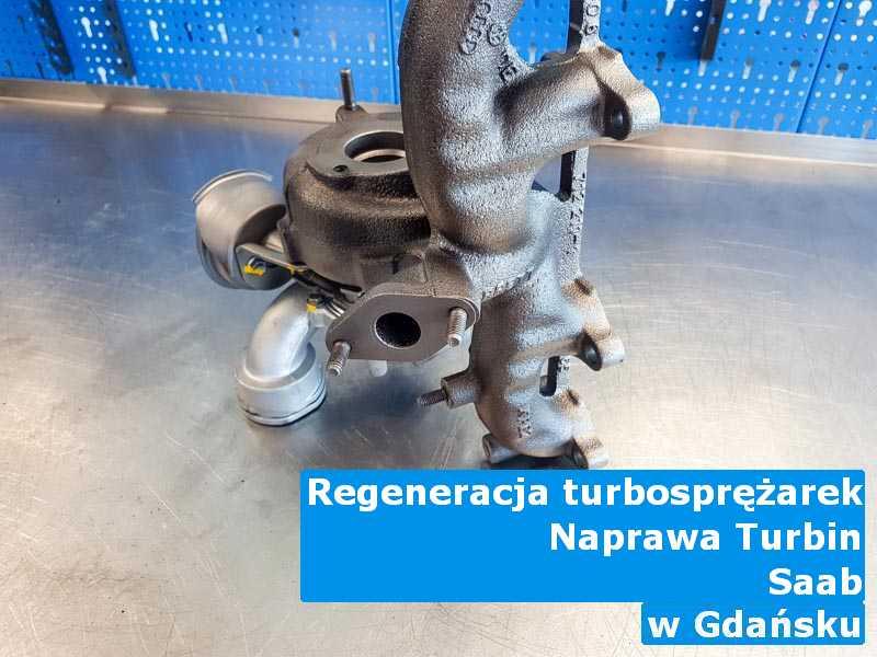 Turbo marki Saab naprawione pod Gdańskiem