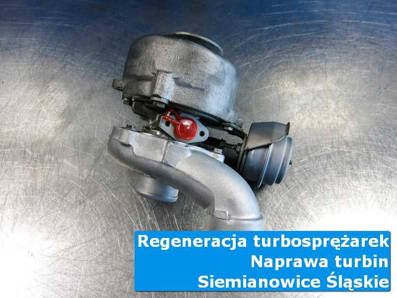 Turbo po naprawie w autoryzowanym serwisie, powiat siemianowice śląskie
