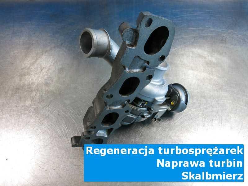 Turbosprężarka przed wymianą u fachowców w Skalbmierzu