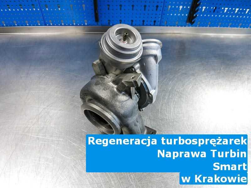 Turbo z samochodu Smart do wymiany w Krakowie