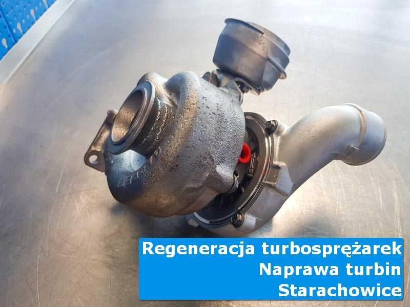 Układ turbodoładowania po wymianie u specjalistów w Starachowicach