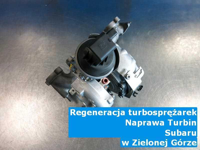 Turbosprężarki marki Subaru wysłane do sprawdzenia w Zielonej Górze