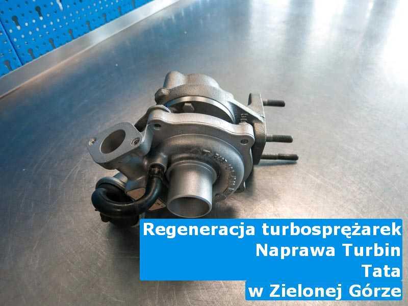 Turbosprężarki z auta TATA wysłane do zakładu w Zielonej Górze