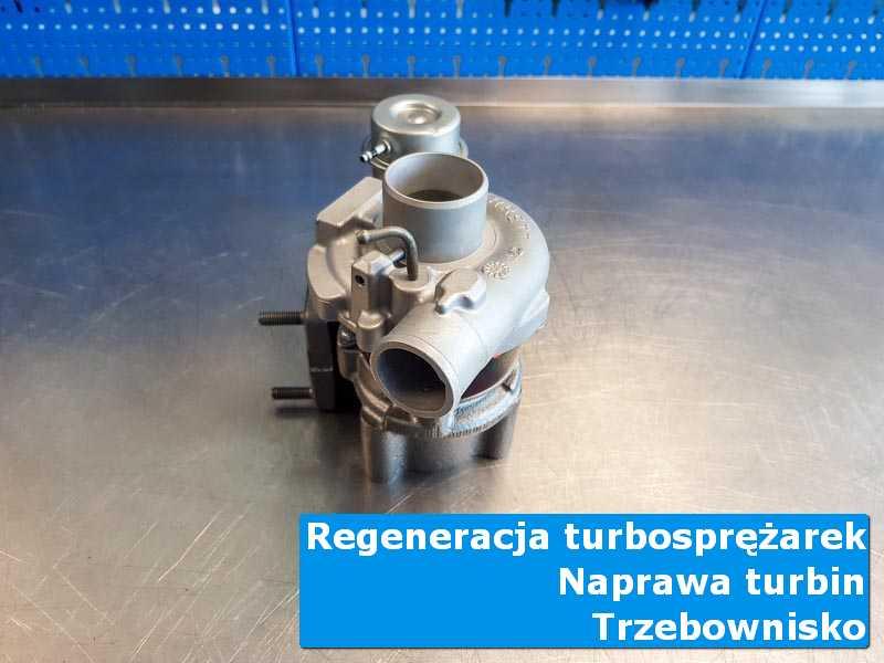 Turbosprężarka przed montażem u fachowców w Trzebownisku