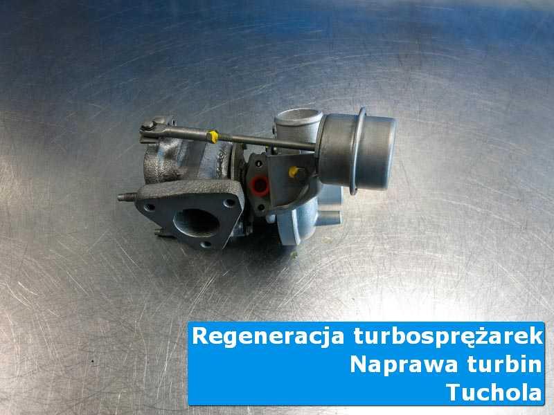 Układ turbodoładowania przed montażem u fachowców w Tucholi