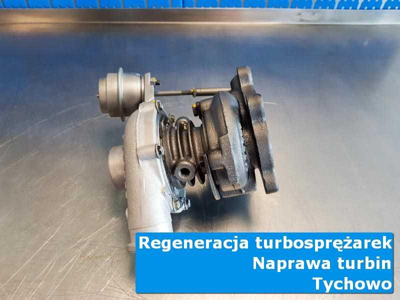 Układ turbodoładowania po naprawie w specjalistycznej pracowni z Tychowa