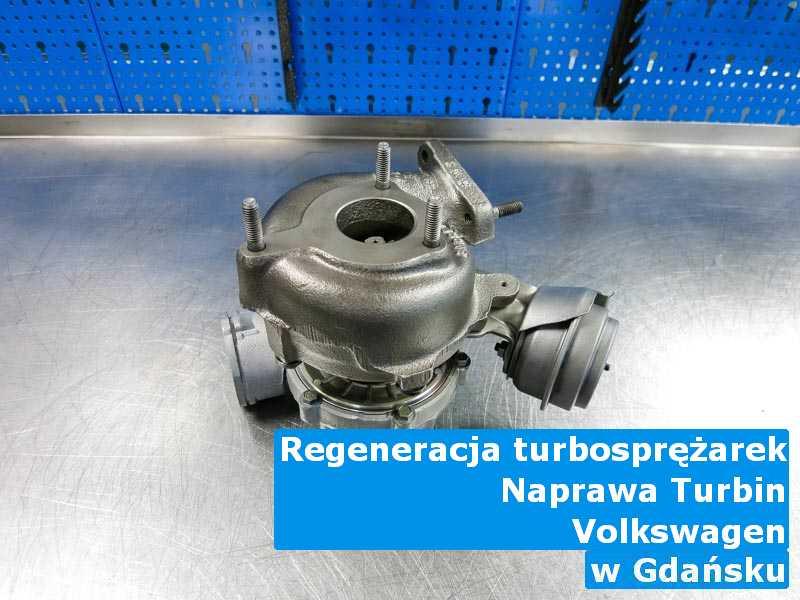Turbina z samochodu Volkswagen po wizycie w warsztacie pod Gdańskiem