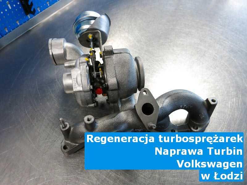 Turbosprężarki z pojazdu marki Volkswagen po naprawie pod Łodzią