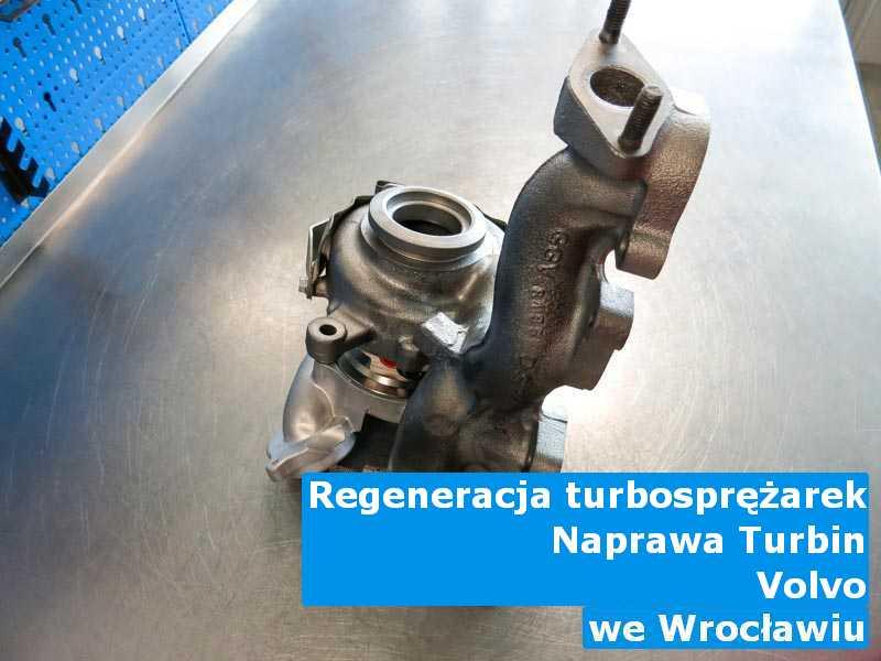 Turbosprężarki marki Volvo po wizycie w pracowni z Wrocławia