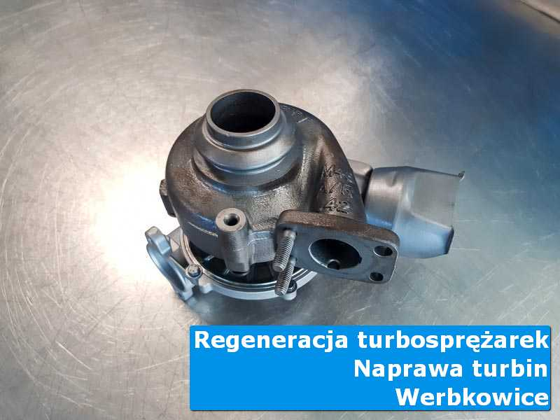 Układ turbodoładowania po wizycie w ASO u specjalistów w Werbkowicach
