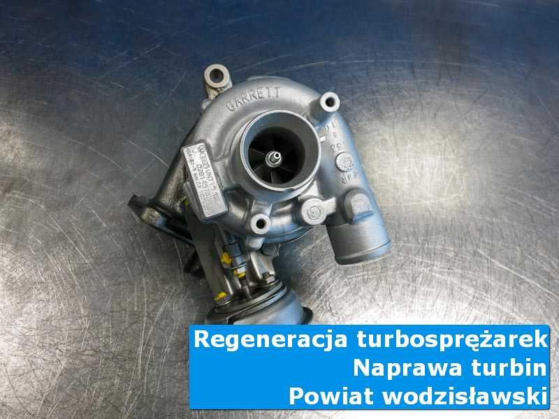 Turbosprężarka po czyszczeniu u fachowców, powiat wodzisławski