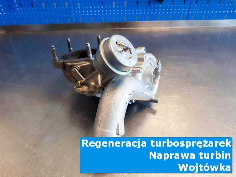 Układ turbodoładowania przed montażem u specjalistów w Wójtówce