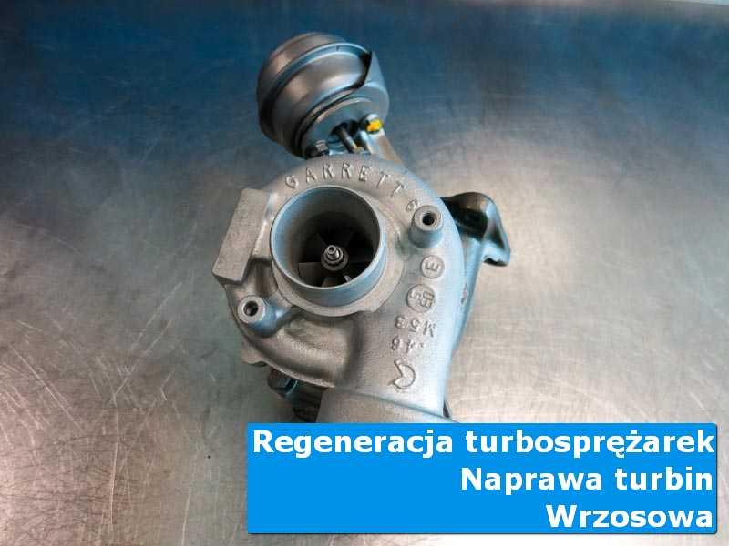 Układ turbodoładowania po regeneracji u specjalistów z Wrzosowej