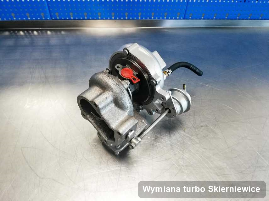 Turbo po realizacji zlecenia Wymiana turbo w warsztacie z Skierniewic w niskiej cenie przed spakowaniem