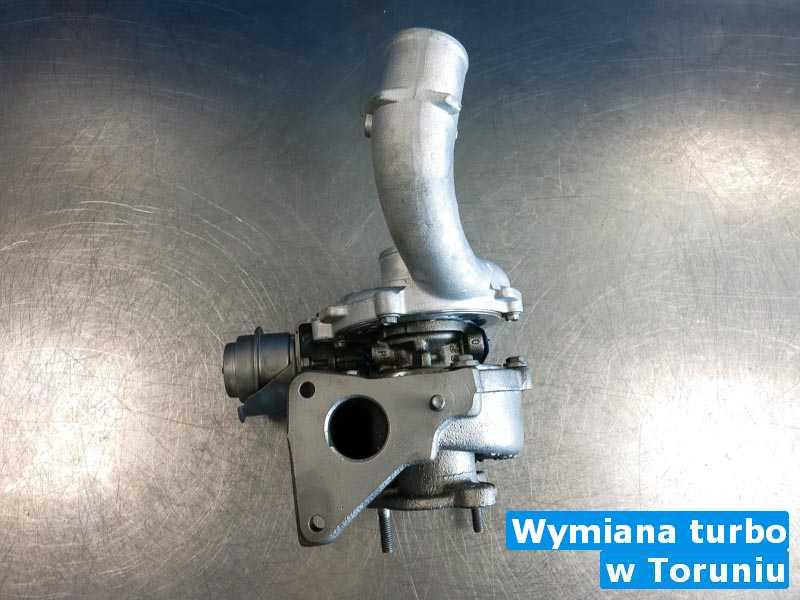 Turbosprężarki po wizycie w ASO w Toruniu - Wymiana turbo, Toruniu