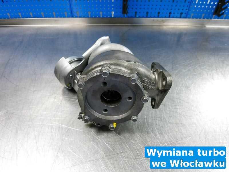 Turbosprężarki opatrzone gwarancją z Włocławka - Wymiana turbo, Włocławku