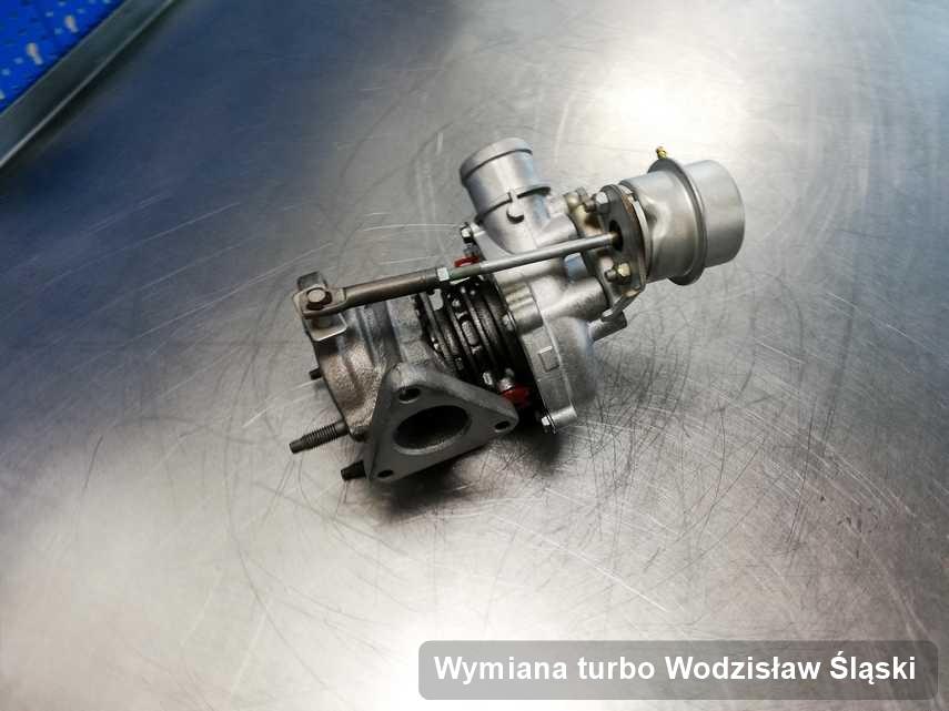 Turbo po przeprowadzeniu usługi Wymiana turbo w pracowni regeneracji z Wodzisławia Śląskiego w doskonałej jakości przed wysyłką