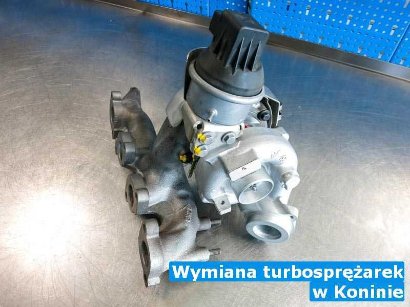 Turbosprężarka zdiagnozowana z Konina - Wymiana turbosprężarek, Koninie