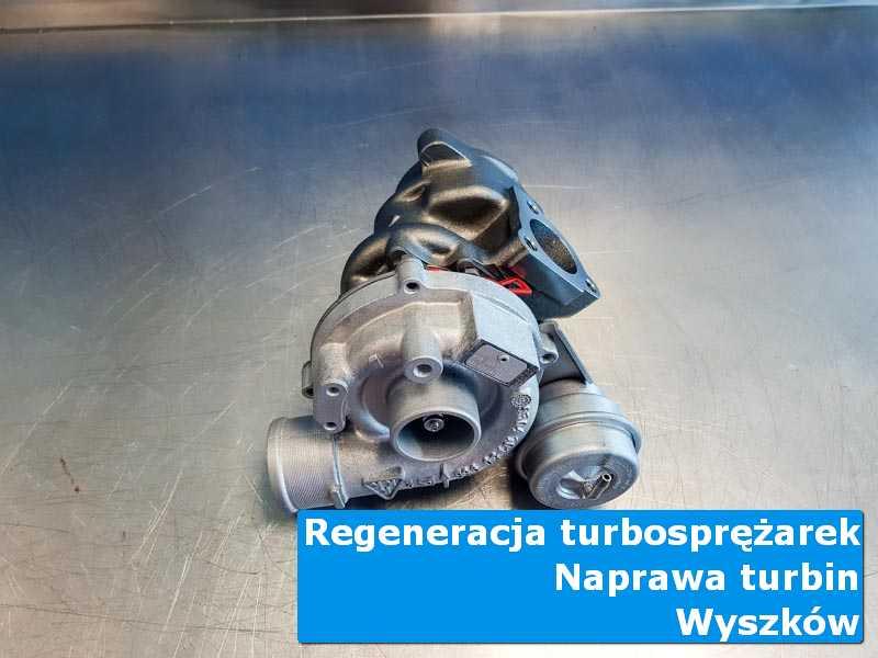 Układ turbodoładowania po wymianie u fachowców w Wyszkowie