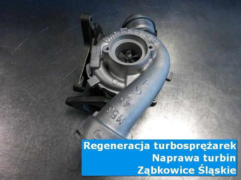 Turbosprężarka po demontażu w autoryzowanym serwisie w Ząbkowicach Śląskich