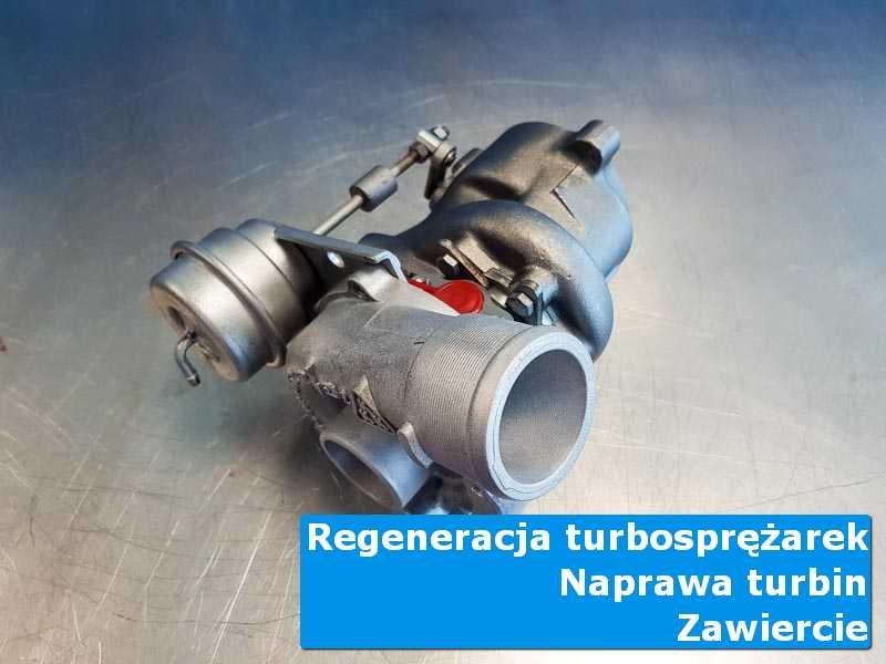 Turbosprężarka po wymianie u specjalistów w Zawierciu