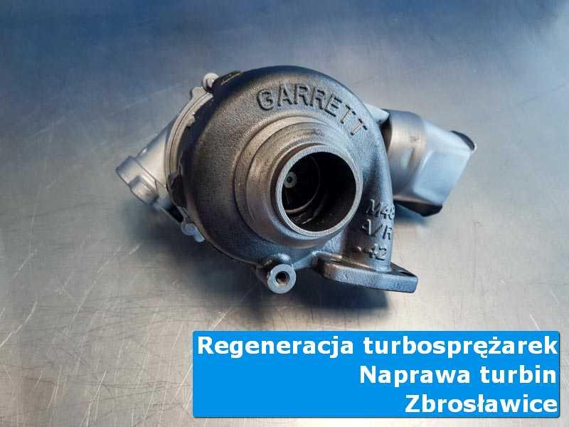 Układ turbodoładowania po naprawie w nowoczesnej pracowni z Zbrosławic