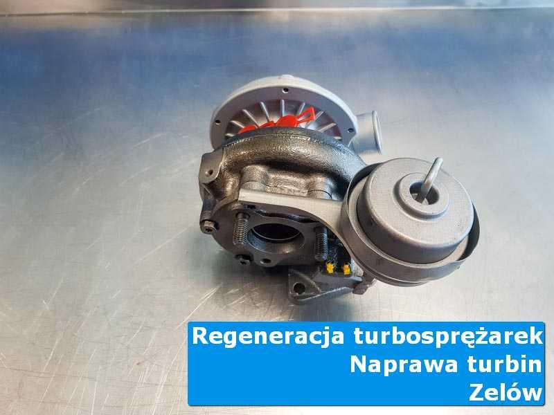 Układ turbodoładowania po wizycie w ASO w nowoczesnej pracowni w Zelowie